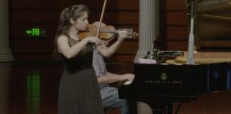 Maria Zhuhai Violin Cover