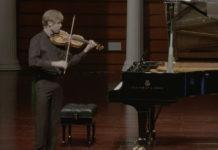 Oleksandr Korniev Violin Violinist Cover