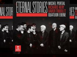 Quatuor Ebene Eternal Stories CD Cover