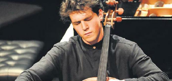Rustem Khamidullin Cello Cellist Cover