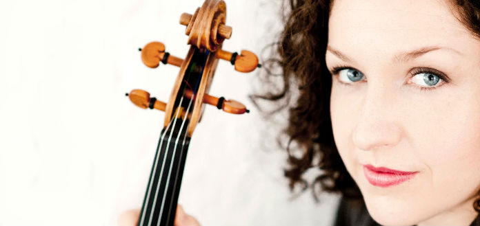 Sarah Christian Violin Violinist Cover