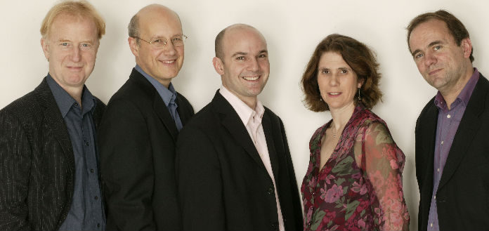 Schubert Ensemble of London Cover