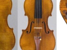 Stolen Rocca Violin Paris Cover