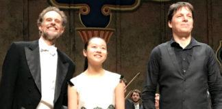 Yesong Sophie Lee Joshua Bell
