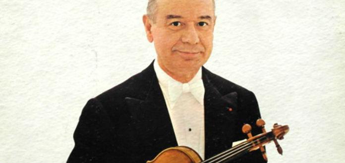 Zino Francescatti Violin Violinist Cover