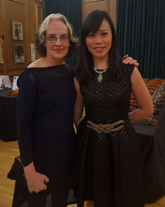 Julie Reed-Yeboah Yi-Ping Yang