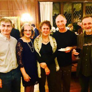 2017 Contemporary Violin Makers Exhibition Group