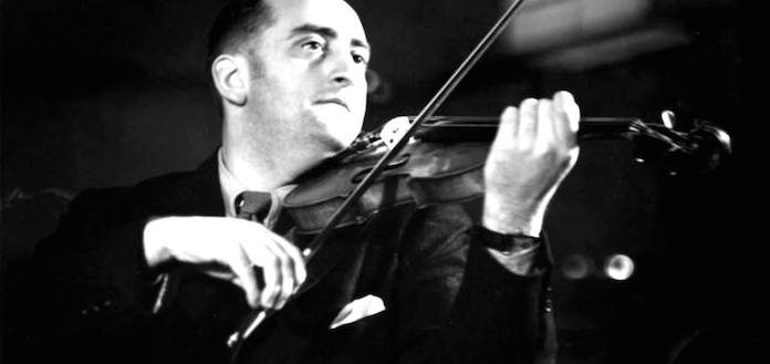 Italian-Born British Violin Virtuoso Alfredo Campoli Born On