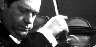 Arthur Grumiaux Violin Violinist Cover 2