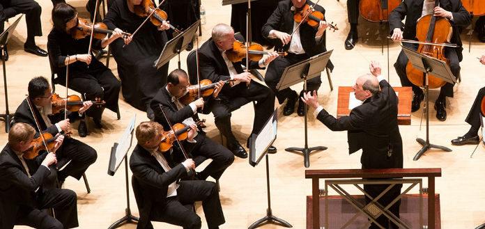 Atlanta Symphony Orchestra Violin Audition