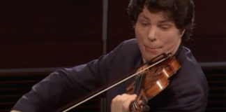 New to Youtube - Augustin Hadelich - Schnittke