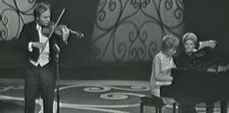 Ivry Gitlis Recital