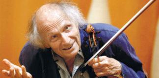 Ivry Gitlis Violin Violinist Cover