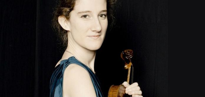 Maria Milstein Violinist Cover