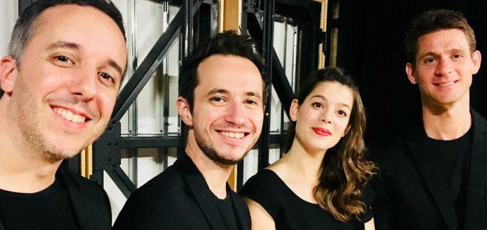 Quatuor E bne Viola Marie Chilemme Violist Cover