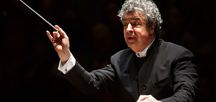 Semyon Bychkov Conductor Czech Philharmonic Cover