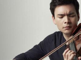 Stefan Jackiw Violin Violinist Cover