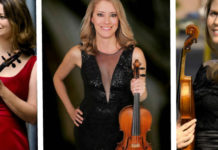 Utah Symphony Violinists Revised