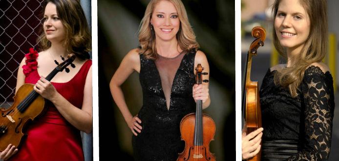 Utah Symphony Violinists Revised