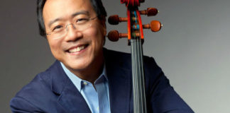 Yo Yo Ma Cellist