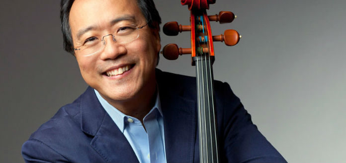 Yo Yo Ma Cellist
