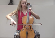 20 Cellos in 1 Minute