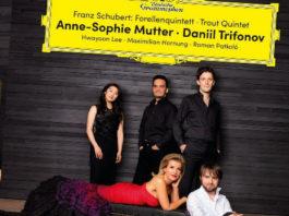 Anne-Sophie Mutter Daniil Trifonov Cover