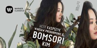 BOMSORI KIM COVER