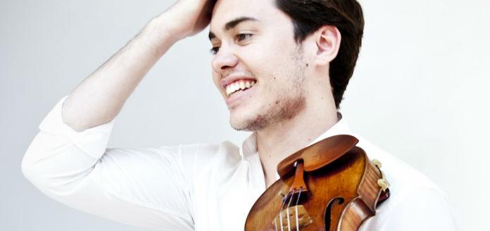 Benjamin Beilman Violin Violinist Cover