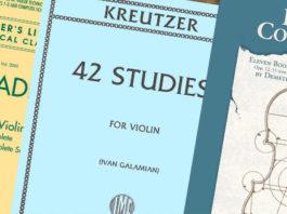 Etudes Violin Cover