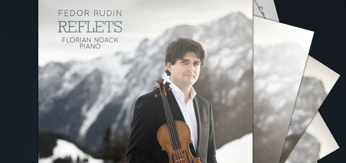 Fedor Rudin Reflets CD Giveaway Cover