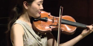 Ji Won Song Violin Violinist Cover