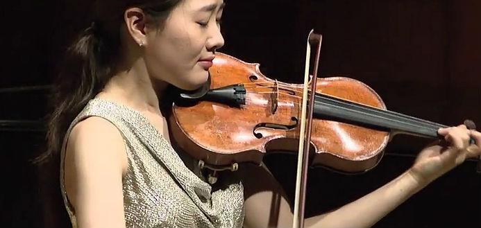 Ji Won Song Violin Violinist Cover