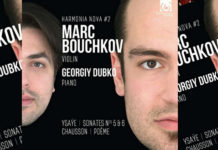 Out Now - Marc Bouchkov - 'Harmonia Nova #2'