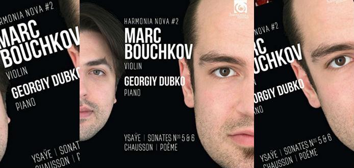 Out Now - Marc Bouchkov - 'Harmonia Nova #2'