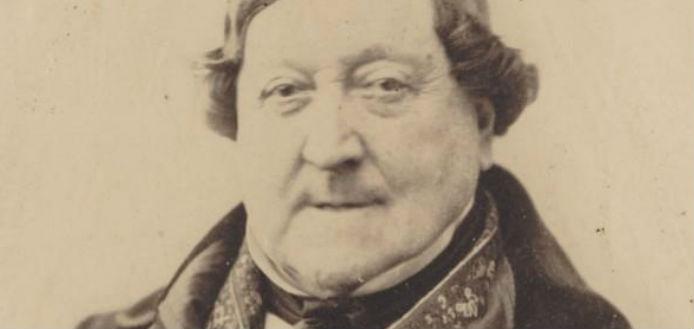 Gioachino Antonio Rossini Death