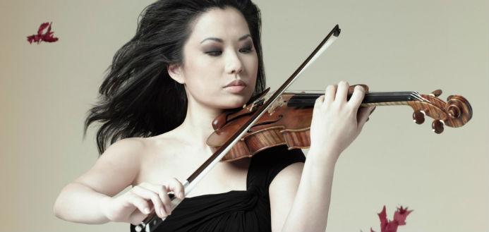 Sarah Chang Repertoire