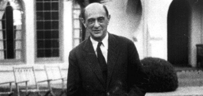Schönberg Violin Concerto Premiere