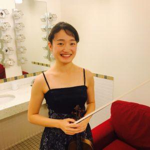 VC BACKSTAGE - Fumika Mohri