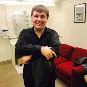 VC Backstage - Ivan