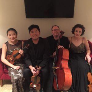 VC Backstage - Verona Quartet