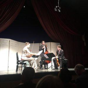VC Concert Hall - Attaca Quartet