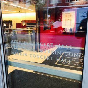 VC Concert Hall - Merkin Concert Hall