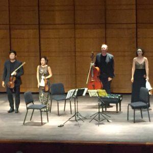 VC Concert Hall - Verona Quartet