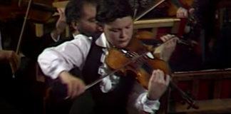 Vadim Repin Tchaikovsky Violin Concerto Cover