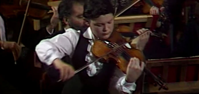 NEW TO YOUTUBE | Vadim Repin - Tchaikovsky Violin Concerto, 15 Years