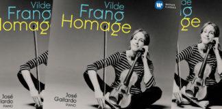 Vilde Frang Homage Warner Classic Cover
