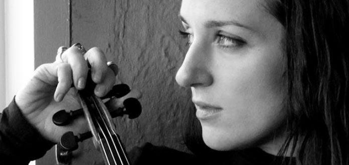 Charlotte Maclet Violin Violinist Cover