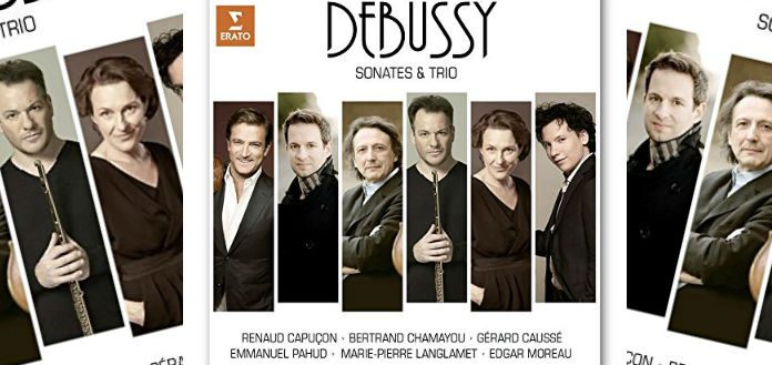 Debussy: Sonatas and Trios