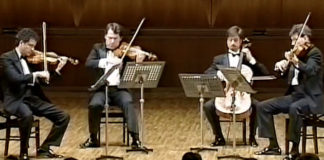 Emerson Mozart String Quartet No. 15